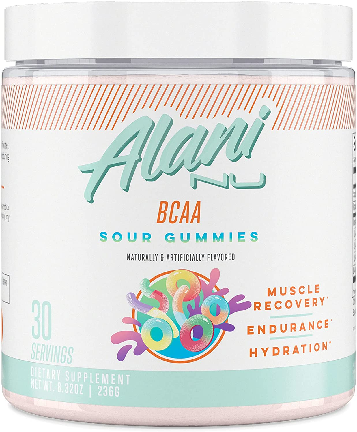 Alani Nu Max 65% OFF BCAA Branched Chain Supplement Amino Essential Long Beach Mall Po Acids
