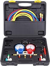 Ambienceo Kit de refrigeración automotriz de calibrador de