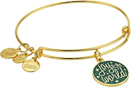 Words Are Powerful Joy To The World Bangle