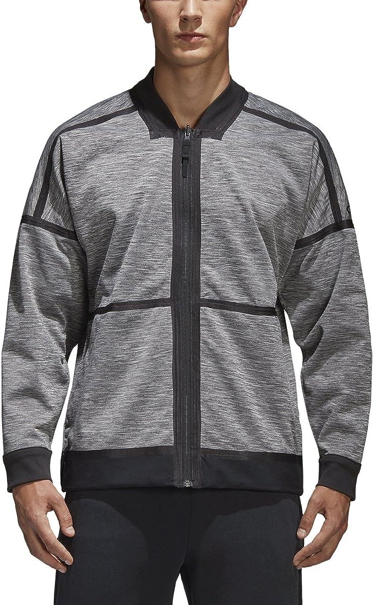 Actuación caja Estallar  adidas Z.N.E. Reversible Bomber Jacket - Men's Multi-Sport at Amazon Men's  Clothing store