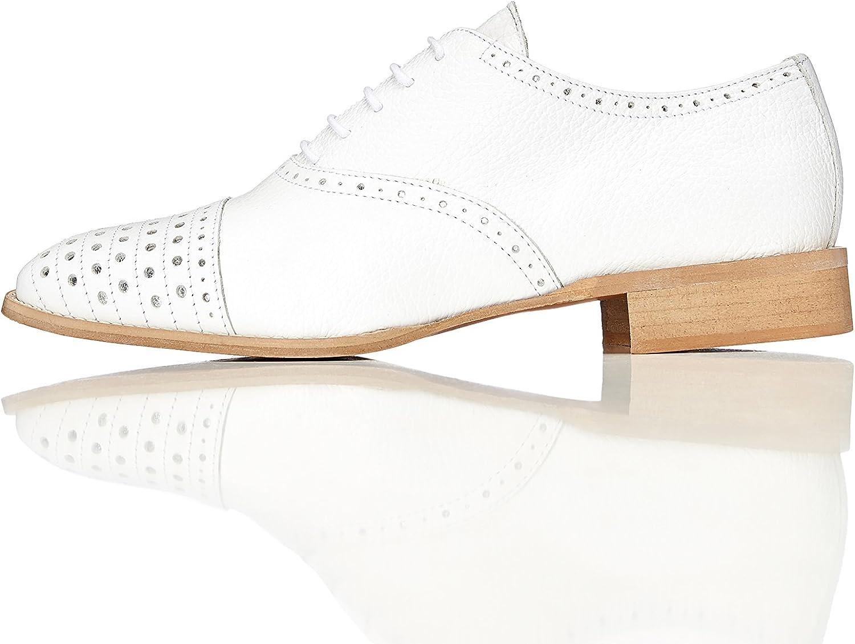 FIND Damen Oxford-Schuhe Oxford-Schuhe Oxford-Schuhe  0f2380