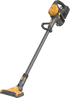 Rollibot Puro 200 Cordless Stick Vacuum Cleaner Ultra Lightweight Bagless Sweeper Pet Hair Electric Broom with Motorized Brush Head 22.2V/120W High-Power Cyclone Suction Rechargeable Battery