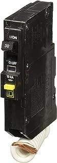 SQUARE D BY SCHNEIDER ELECTRIC QO130GFI MINIATURE CIRCUIT BREAKER 120V 30A