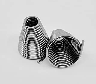 Ballyhoo Bait rigging Springs Stainless Steel Regular size 25 pieces