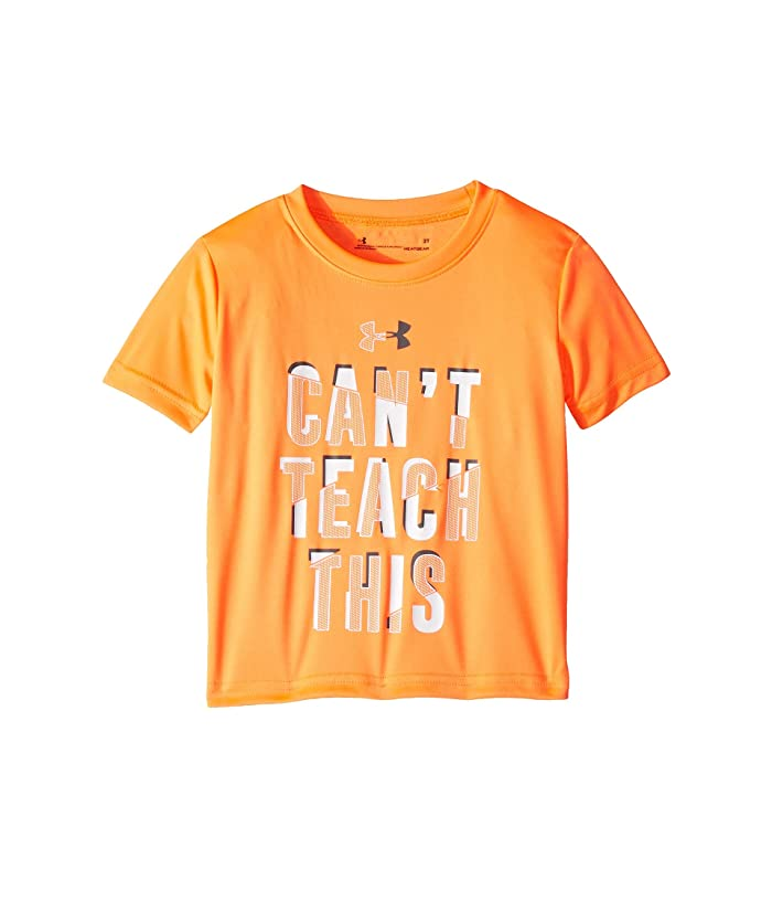 32b4d524a5 Under Armour Kids Can't Teach This Short Sleeve (Toddler) at Zappos.com