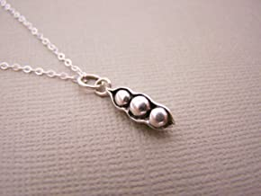 Best pea pod necklace sterling silver Reviews