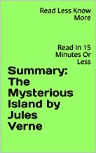 Best summary of the mysterious island by jules verne Reviews