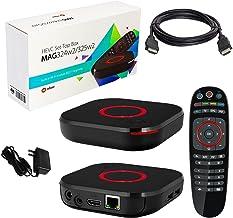 NEWTECH MAG324 W2 Infomir HEVC IPTV Set Top Box Latest Model Genuine (MAG324 W2 Infomir HEVC IPTV Set Top Box Latest Model Genuine)
