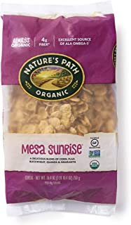 Sponsored Ad - Nature's Path Organic Cereal, Mesa Sunrise, 26.4 Oz Bag (Pack of 6)