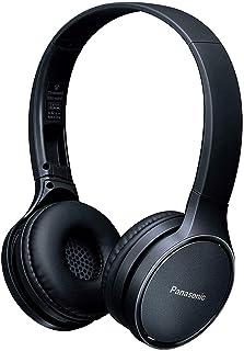 PANASONIC RP-HF410B Audífono de Diadema Bluetooth, 24hrs de
