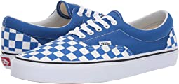 (Checkerboard) Lapis Blue/True White