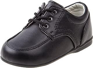 Baby Boy's First Steps Walking Dress Shoe (Infant, Toddler)