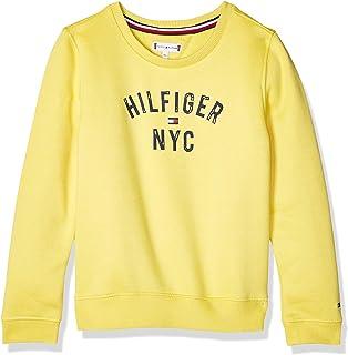 Tommy Hilfiger Essential Crew Sweatshirt Sudadera para Niñas