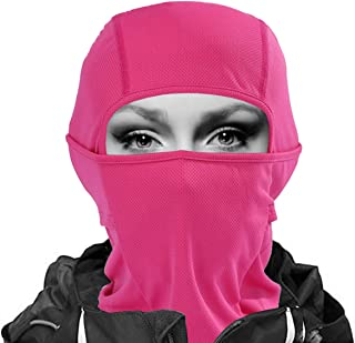 XINGZHE Balaclava - Windproof Ski Mask - Cold Weather Face Mask Running Ear Warmer Motorcycle Neck Warmer or Tactical Bala...