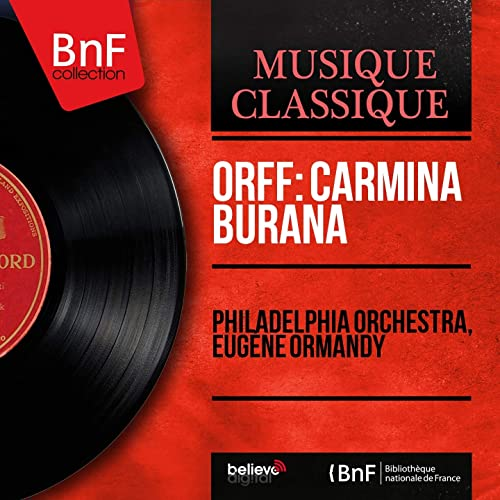 Orff: Carmina Burana (Stereo Version)