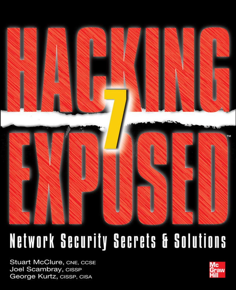 Hacking Exposed 7 Network Security Secrets And Solution (Informatica)