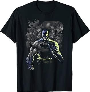 Batman Villains Unleashed T Shirt T-Shirt