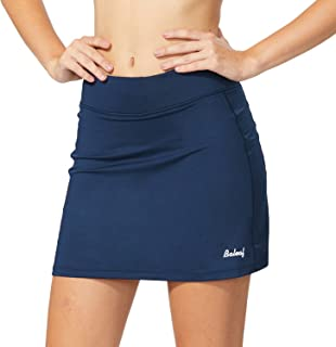 BALEAF Women's Active Athletic Skort Lightweight Skirt...