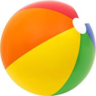 Coconut Float's Rainbow Beach Ball 27
