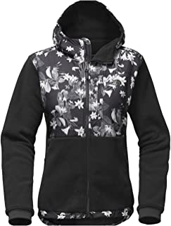 089f66e86600 The North Face Women Denali Hoodie in Black Late Bloomer Print in Small
