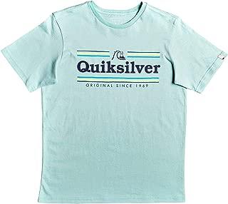 Quiksilver Get Buzzy Boys Short Sleeve T-Shirt