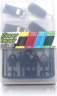 how to repair a zipper pull