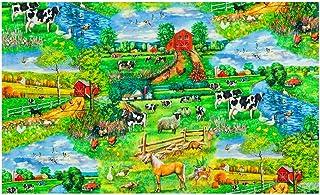 Kaufman Down On The Farm Farmland Country Quilt Fabric