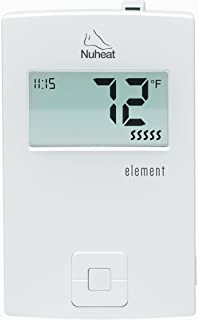 Nuheat Element Non-programmable Dual-Voltage Thermostat