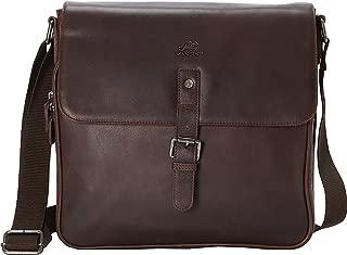 Mancini Leather Goods Crossover 12 Inch Laptop/Tablet Bag for RFID Secure Pocket