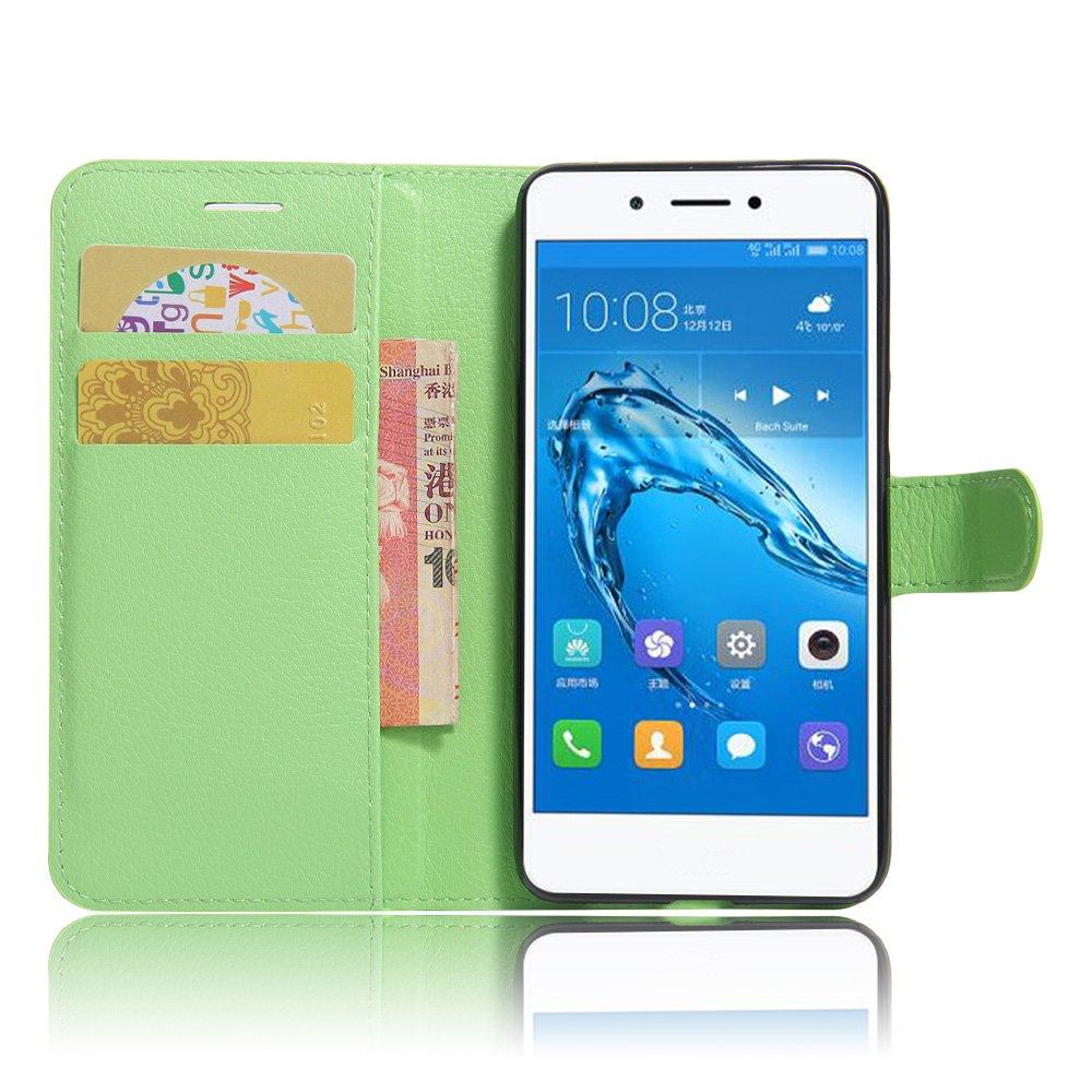 Huawei Honor 6A Cover-GHHK PU funda case cubierta cover para ...