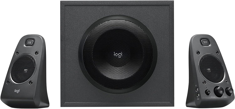 Logitech Max 68% OFF Max 84% OFF Sound Z625 Powerful - EU THX