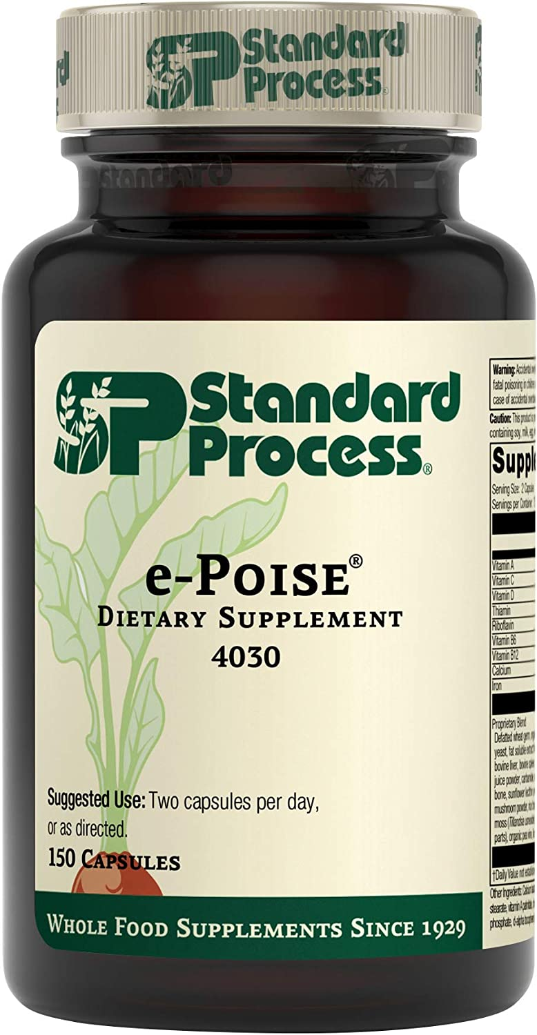 5 ☆ very popular Standard Process Very popular! e-Poise - Whole Energy Vitality Anti Food and