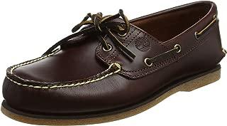 Timberland 添柏岚 男式 经典两孔船鞋