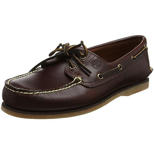 09e7aa262d8 Timberland Men s Classic 2-Eye Boat Shoe