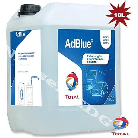 "Total AdBlue 10Litros + ""libre boquilla"""