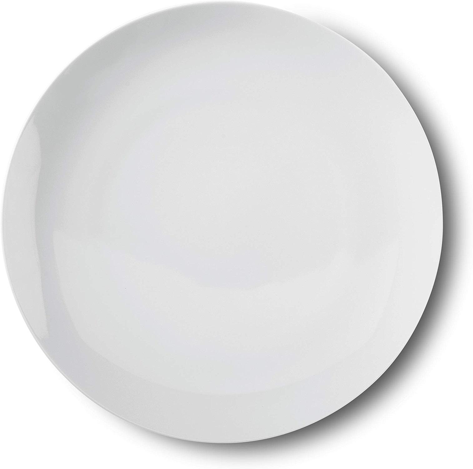 KPM 16012600 URBINO Assiette de Présentation Berlin Blanc