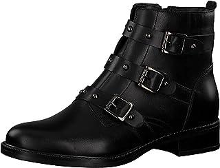 Tamaris Damen Stiefel 25088 31,Frauen Boots,Blockabsatz 7cm