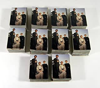 Lot of (10) 1992 Pro Set Young Indiana Jones Chronicles Set (95) 3D Cards+Viewer