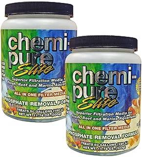 Chemi Pure Elite Boyd Enterprises ABE16743 for Aquarium, 11.74-Ounce (2 Pack)
