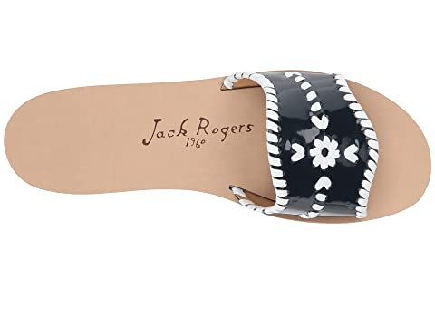 Jack Rogers Sanibel Midnight/White Authentic For Sale To Buy StSa0E5bN