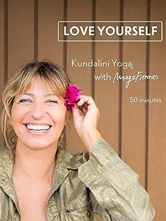 Love Yourself - Kundalini Yoga with Maya Fiennes - 50 minutes
