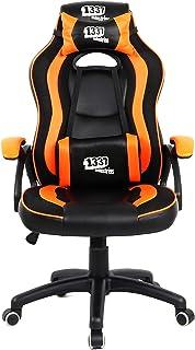 1337 Industries Silla GC650 - Silla Gaming (Naranja)
