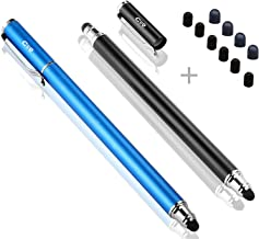 Bargains Depot (2 Pcs) [New Upgraded][0.18-inch Small Tip Series] 2-in-1 Stylus/Styli..