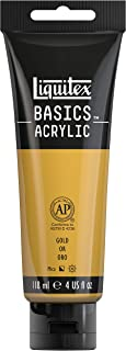 Liquitex Acrylique Basics Tube 118 ml Or