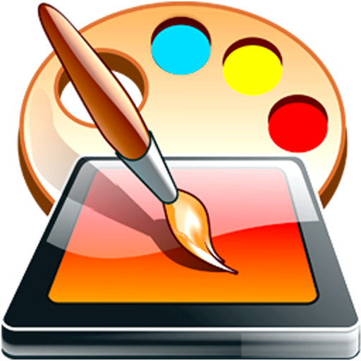 Sketch Pad Drawing App with Coloring B