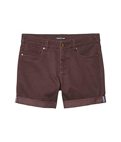Toad&Co Sequoia 5 Shorts (Raisin Vintage Wash) Women