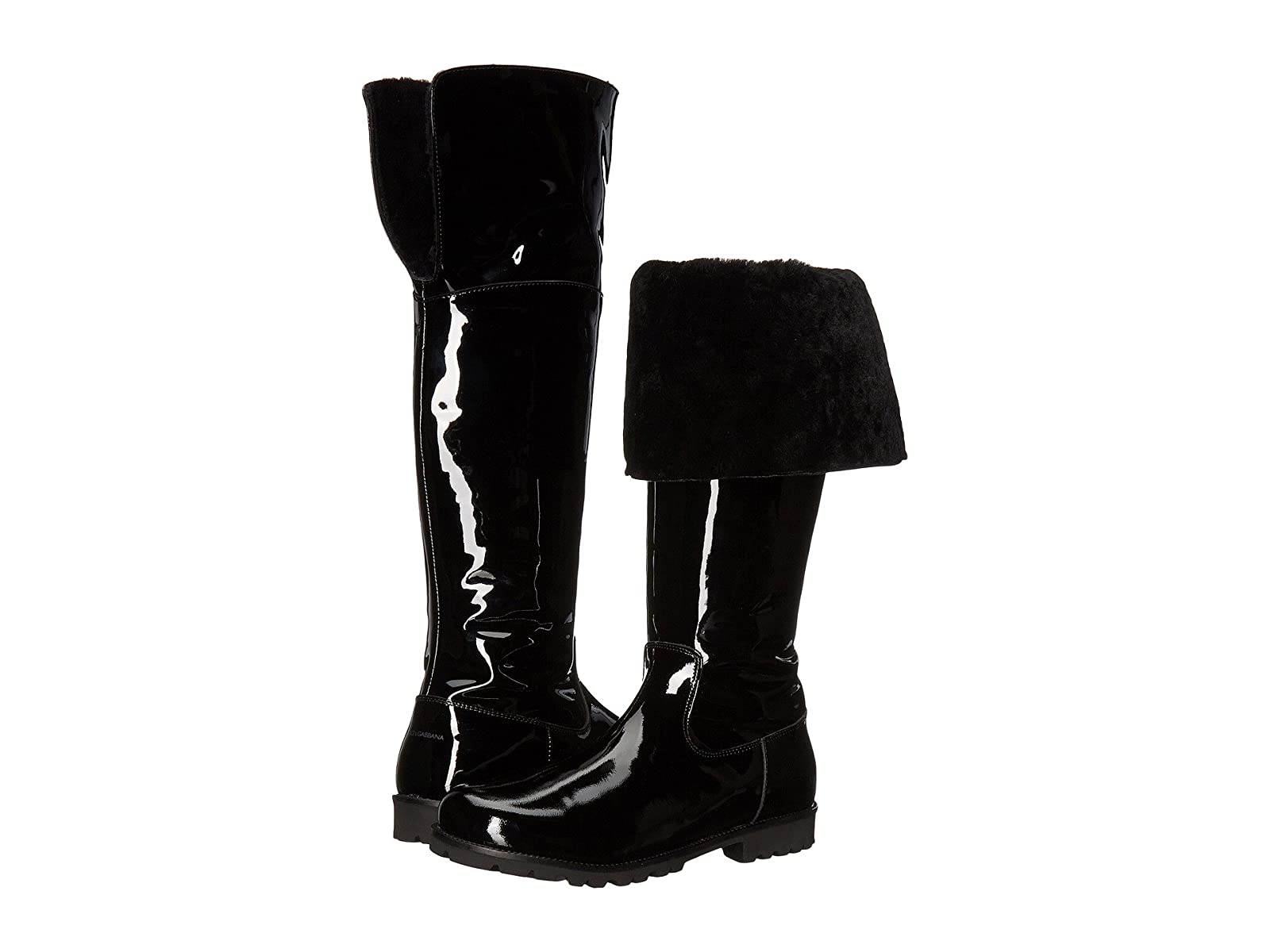 Dolce & Gabbana Kids Tall Boot (Big Kid)Cheap and distinctive eye-catching shoes
