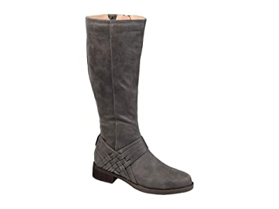 Journee Collection Meg Boot Extra Wide Calf Women
