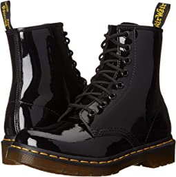 Dr. Martens Women's 1460 Patent Leather Black