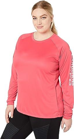 Plus Size Tidal Tee™ II Long Sleeve Shirt